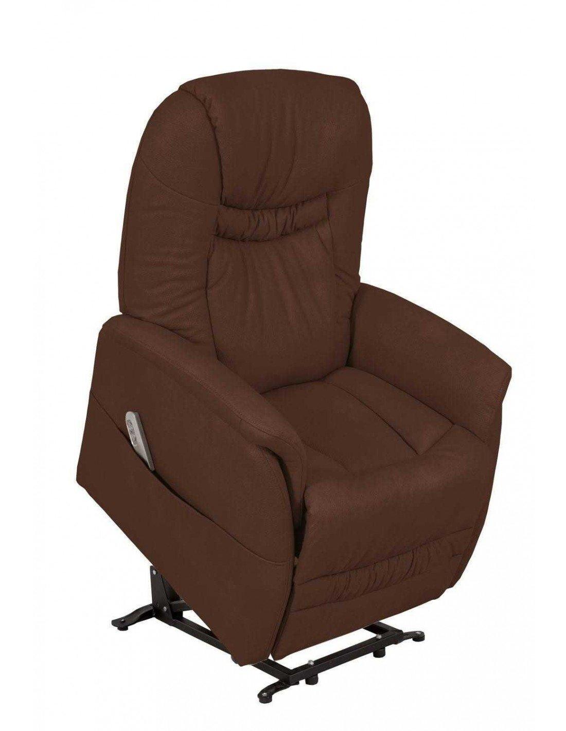 fauteuil releveur menton 2 moteurs cacao espry medical. Black Bedroom Furniture Sets. Home Design Ideas