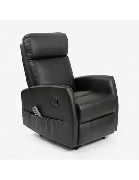 fauteuil relax chauffant massant harry. Black Bedroom Furniture Sets. Home Design Ideas